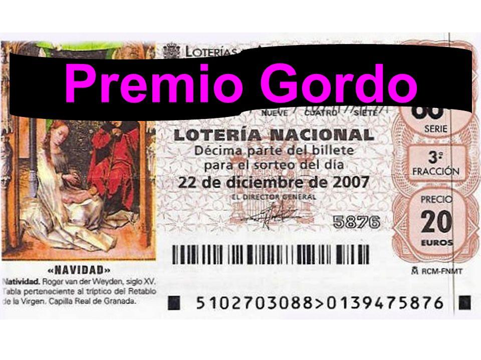 Premio Gordo