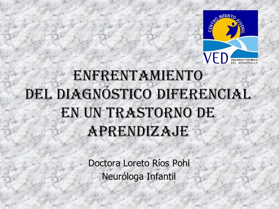 Doctora Loreto Ríos Pohl Neuróloga Infantil