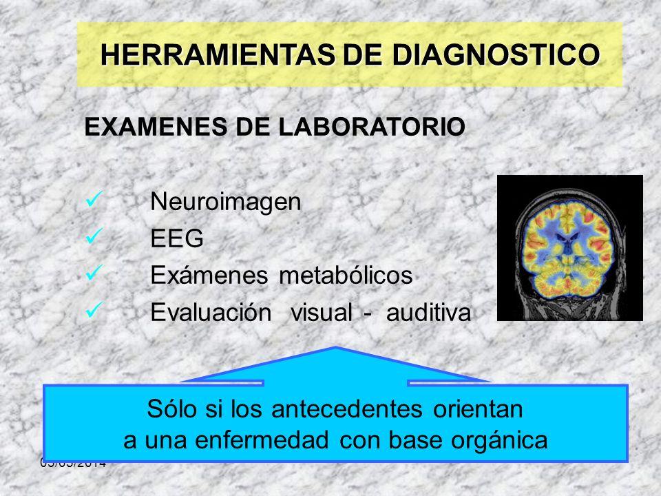 HERRAMIENTAS DE DIAGNOSTICO