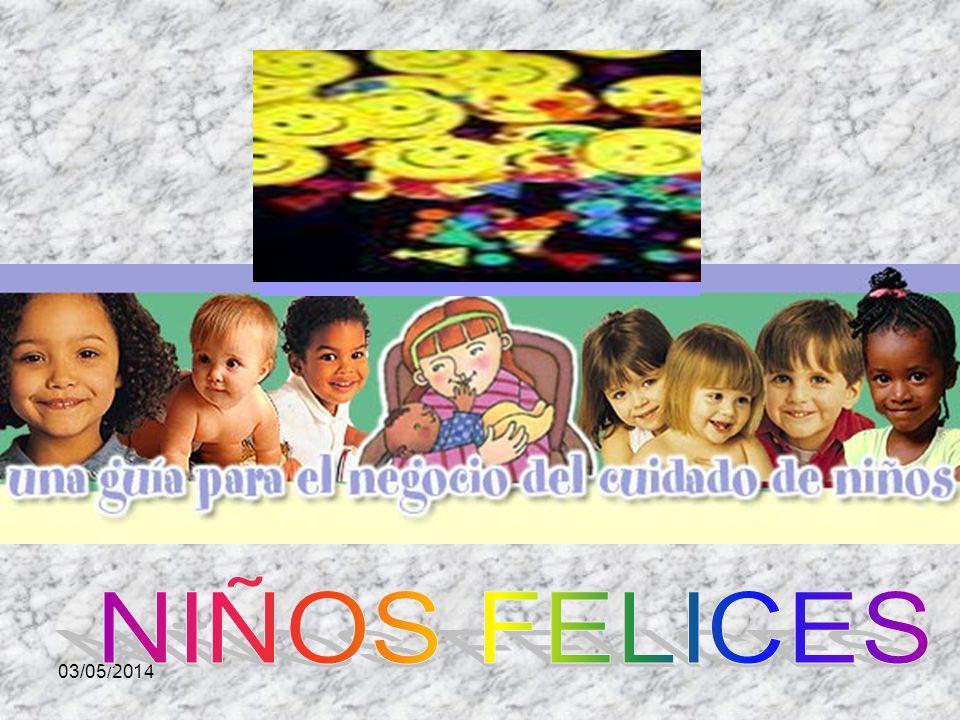 NIÑOS FELICES 29/03/2017