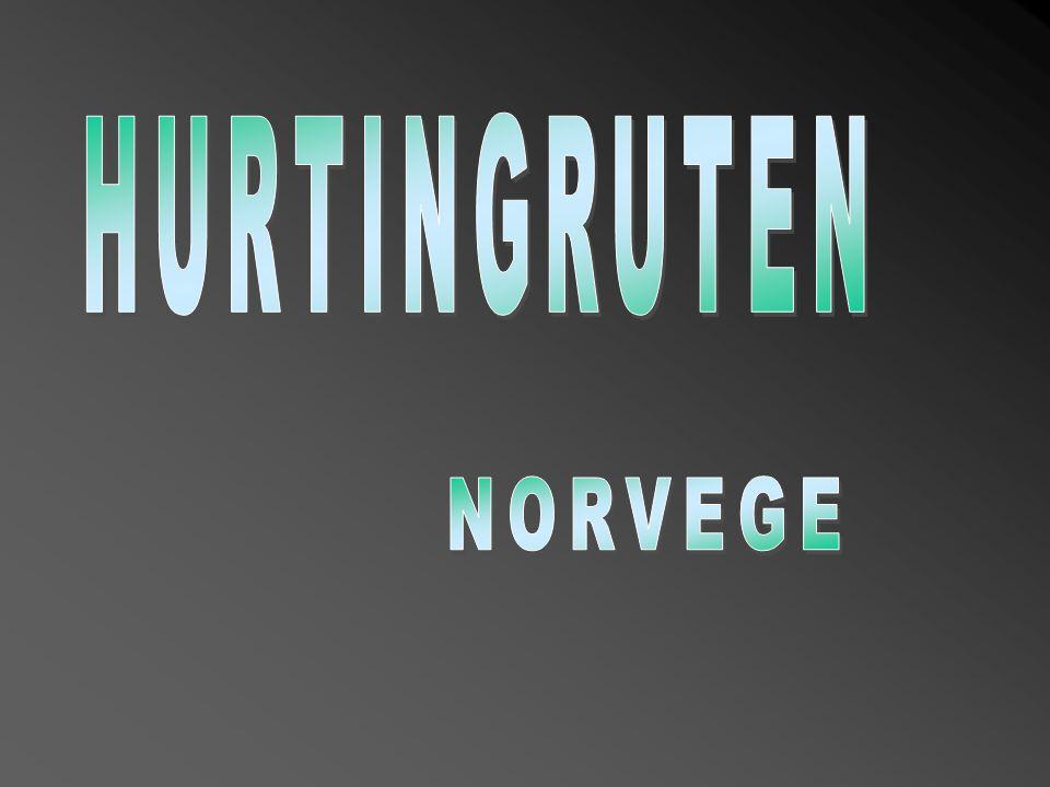 HURTINGRUTEN NORVEGE
