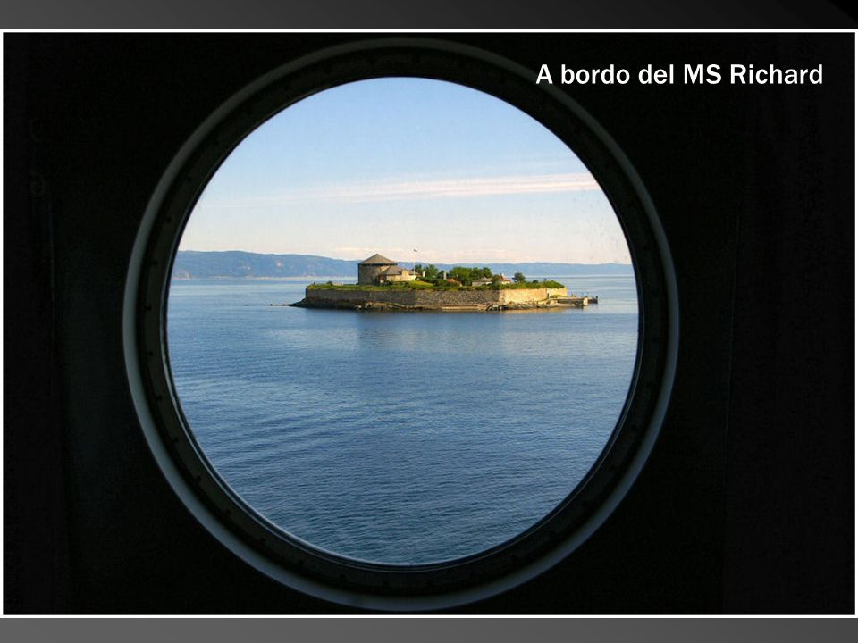 A bordo del MS Richard