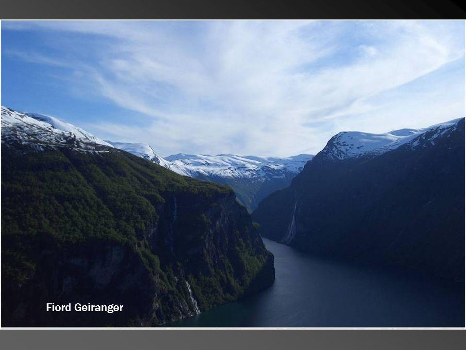 Fiord Geiranger