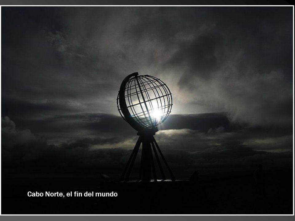 Cabo Norte, el fin del mundo