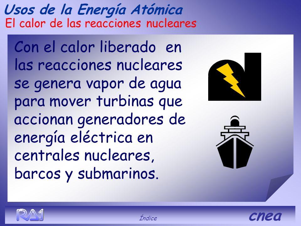 Usos de la Energía Atómica