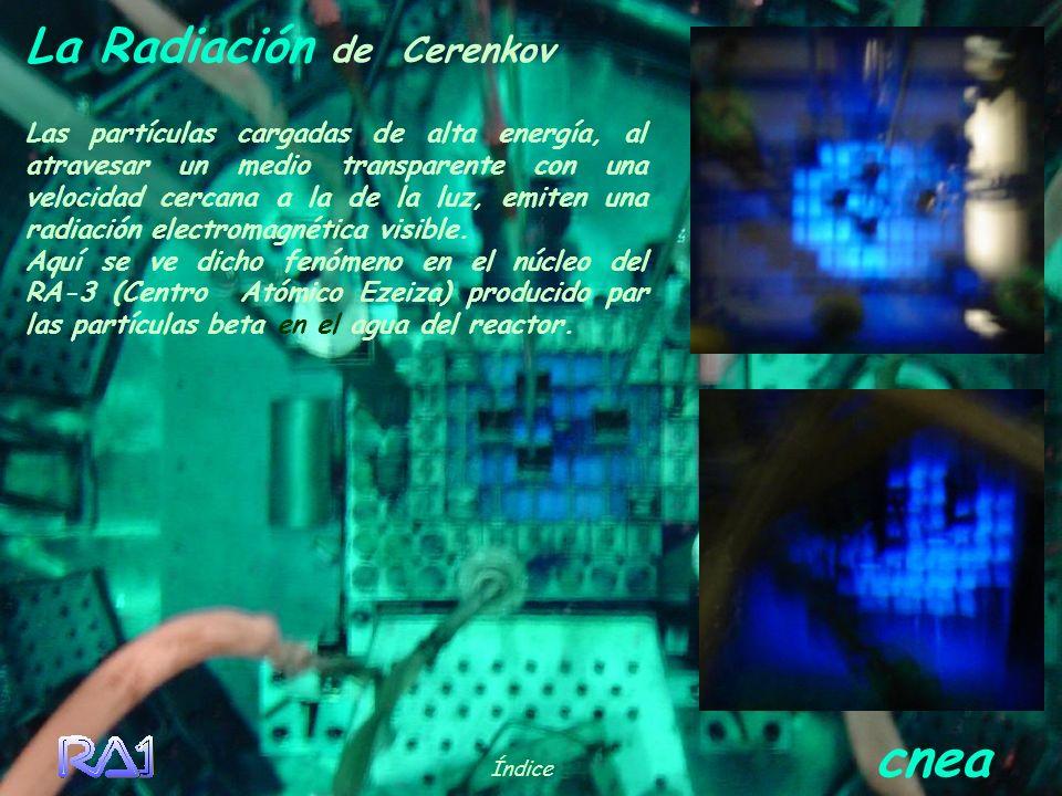 La Radiación de Cerenkov