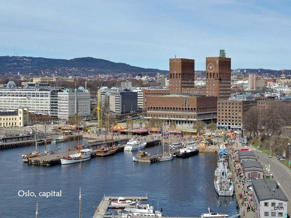 Oslo, capital