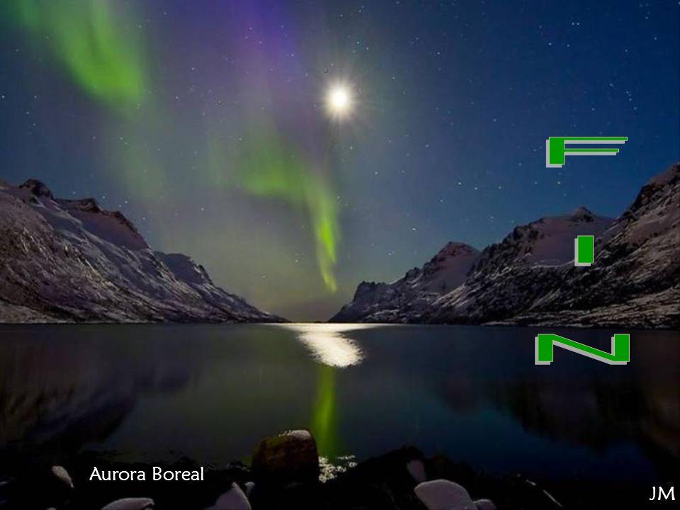 F I N Aurora Boreal JM