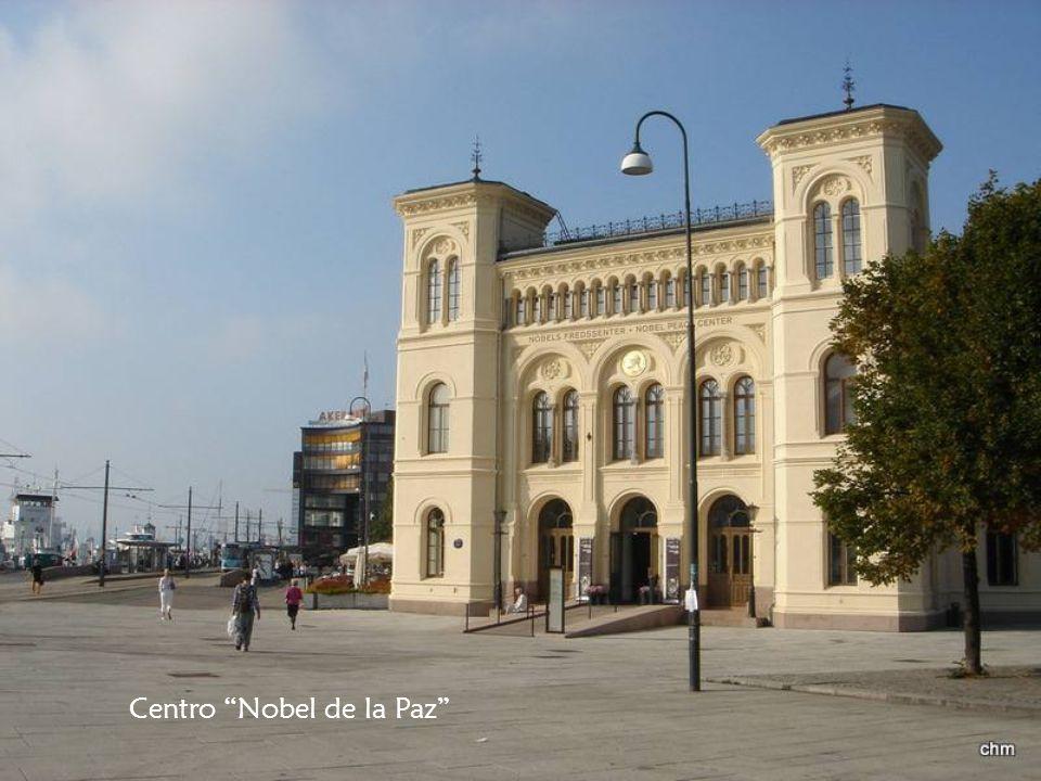 Centro Nobel de la Paz