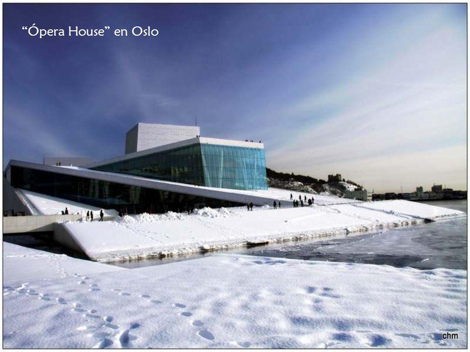 Ópera House en Oslo