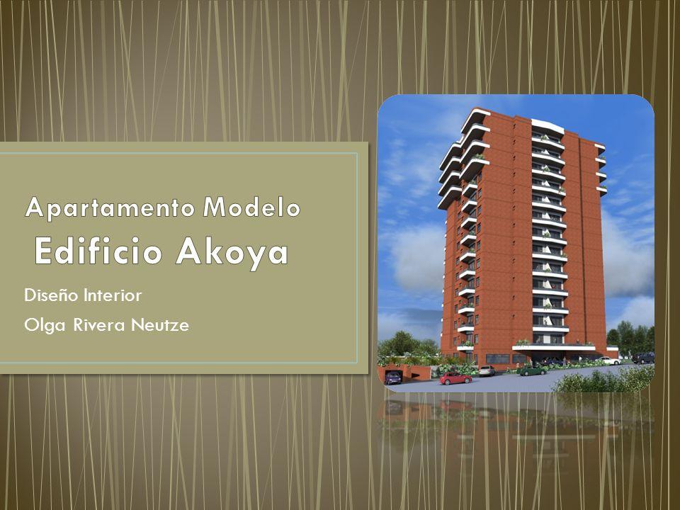 Apartamento Modelo Edificio Akoya