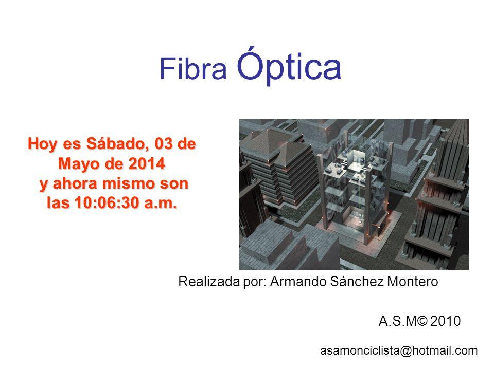 Realizada por: Armando Sánchez Montero A.S.M© 2010
