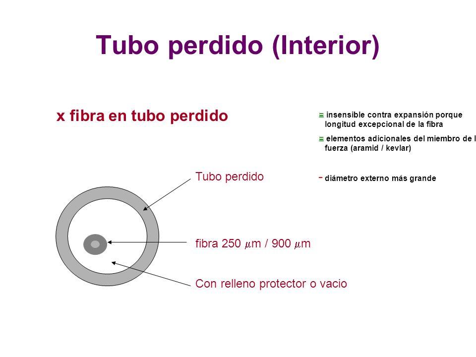Tubo perdido (Interior)