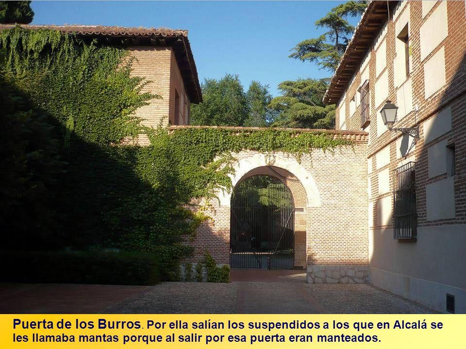 Puerta de los Burros.