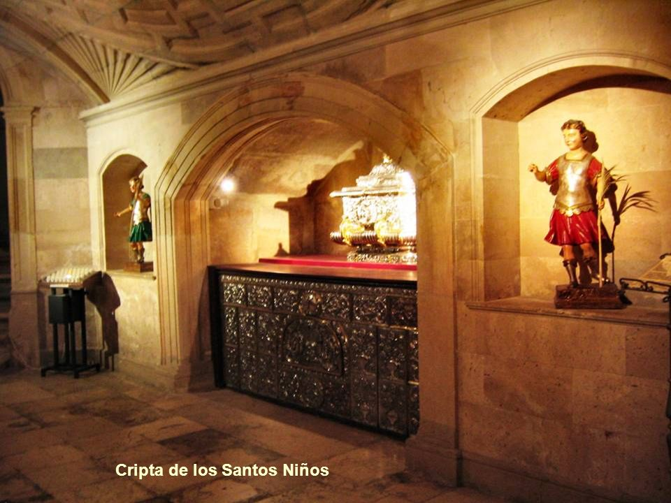 Cripta de los Santos Niños