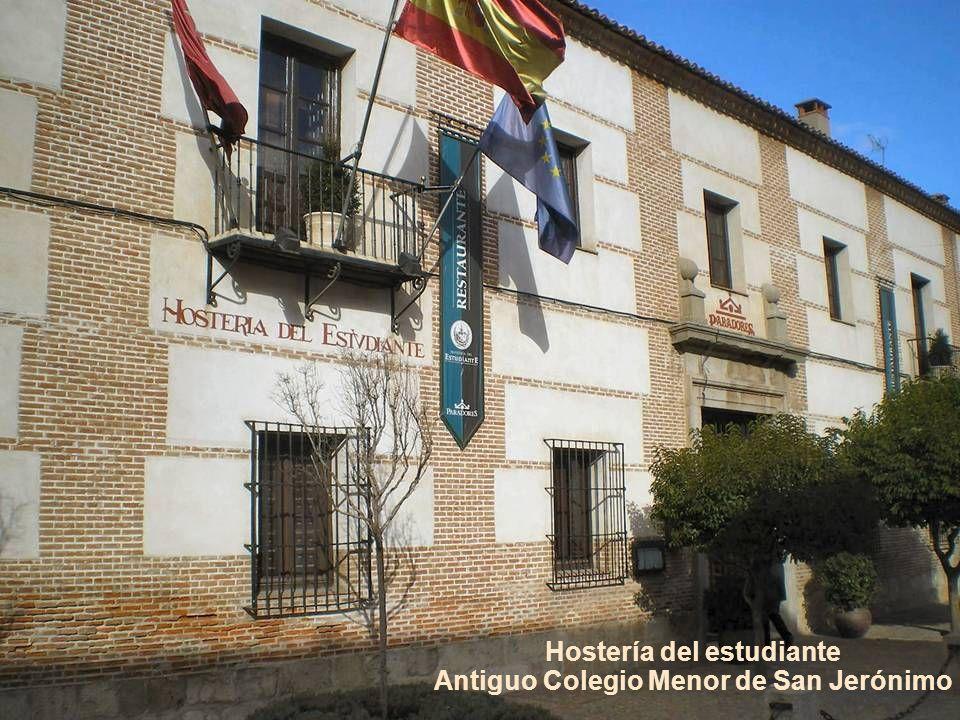 Hostería del estudiante Antiguo Colegio Menor de San Jerónimo