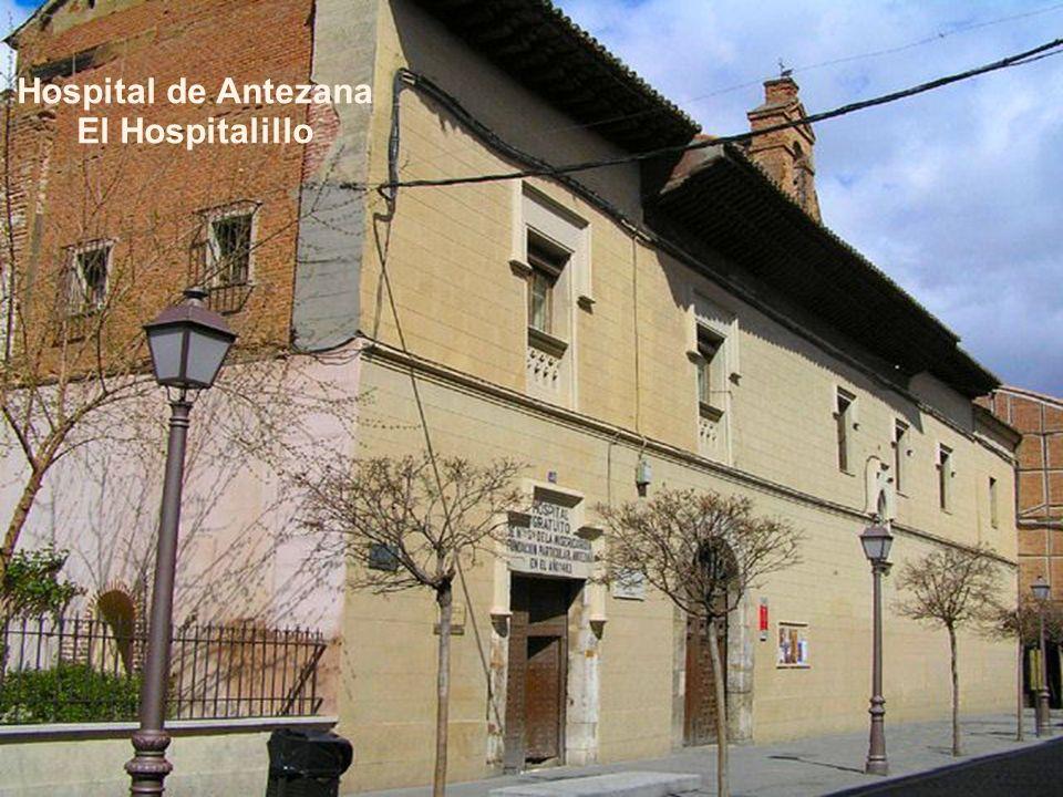 Hospital de Antezana El Hospitalillo