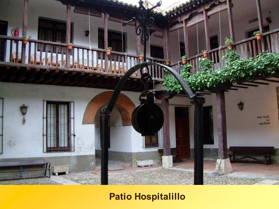 Patio Hospitalillo
