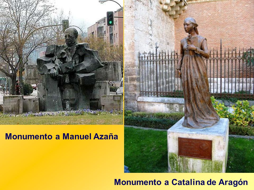 Monumento a Manuel Azaña