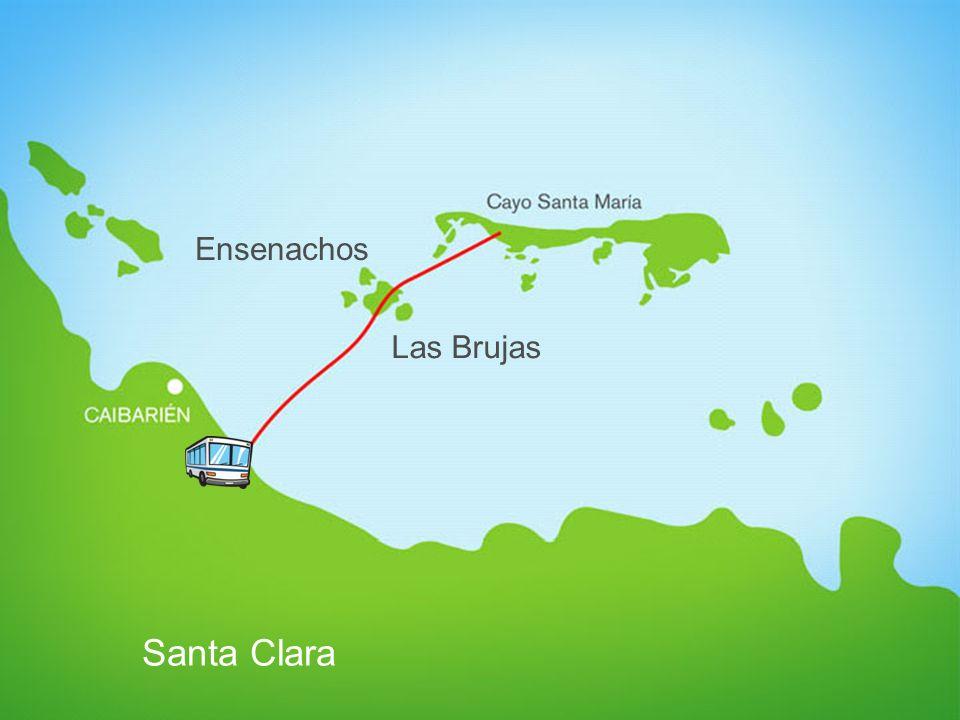Santa Clara Ensenachos Las Brujas