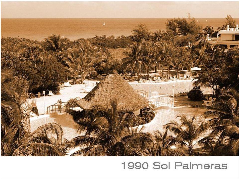 Y es precisamente aquí donde todo comenzó un 10 de Mayo de 1990 con la inauguración del Sol Palmeras, hotel que aun hoy es uno de los mejores productos que ofrece Sol Melia.