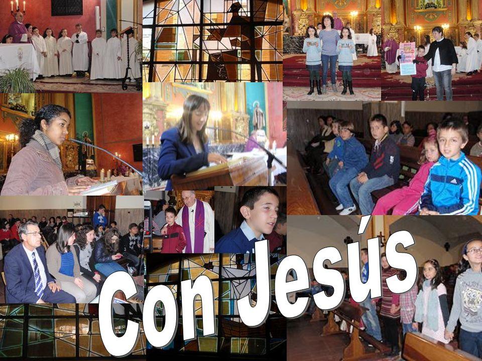 Con Jesús