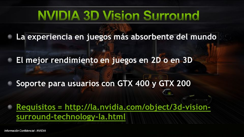 NVIDIA 3D Vision Surround