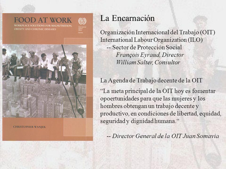 La Encarnación Organización Internacional del Trabajo (OIT)