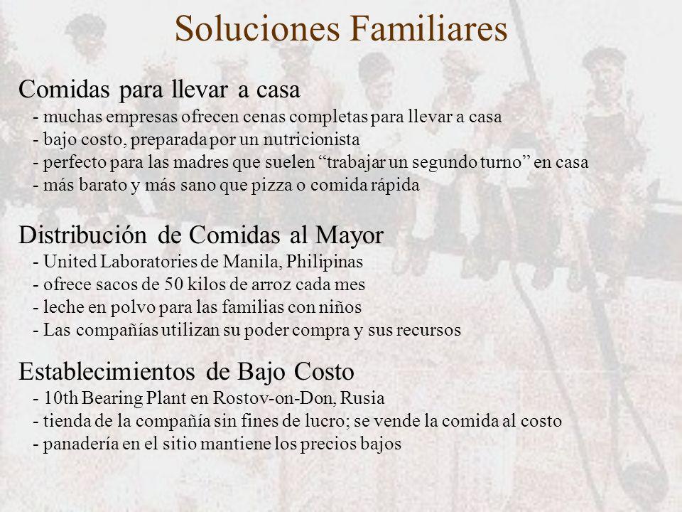 Soluciones Familiares