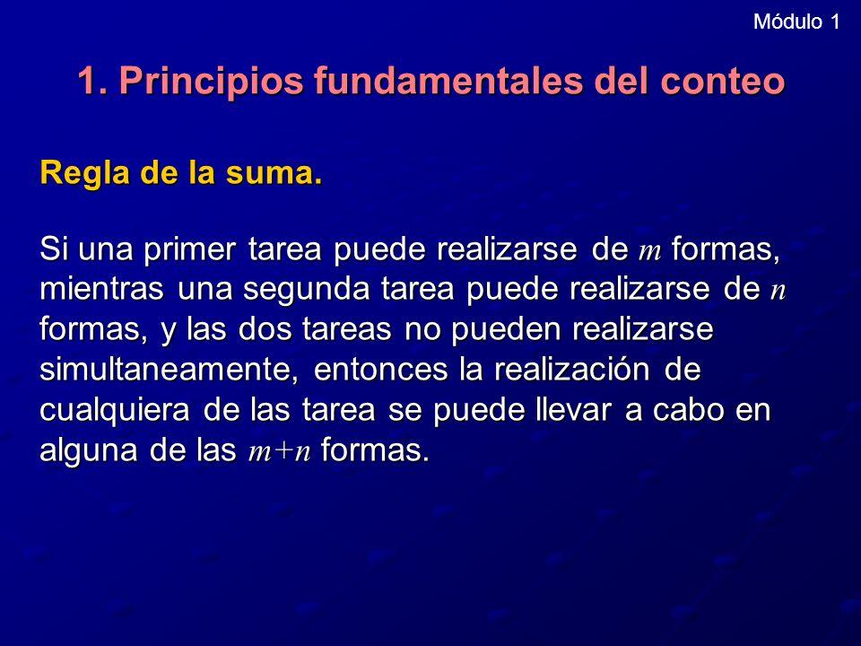 1. Principios fundamentales del conteo