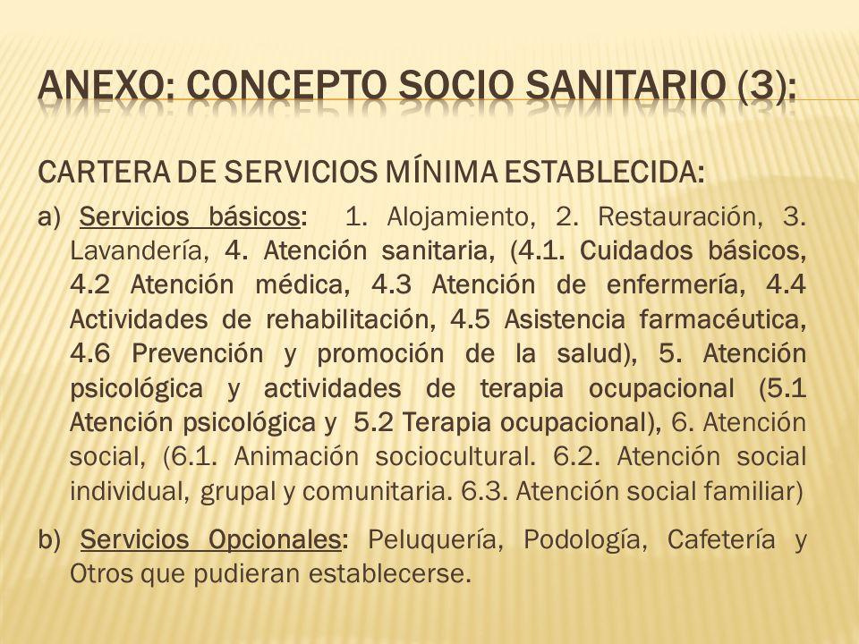 ANEXO: CONCEPTO socio sanitariO (3):