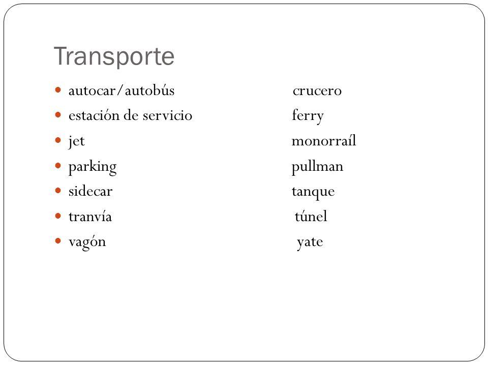 Transporte autocar/autobús crucero estación de servicio ferry