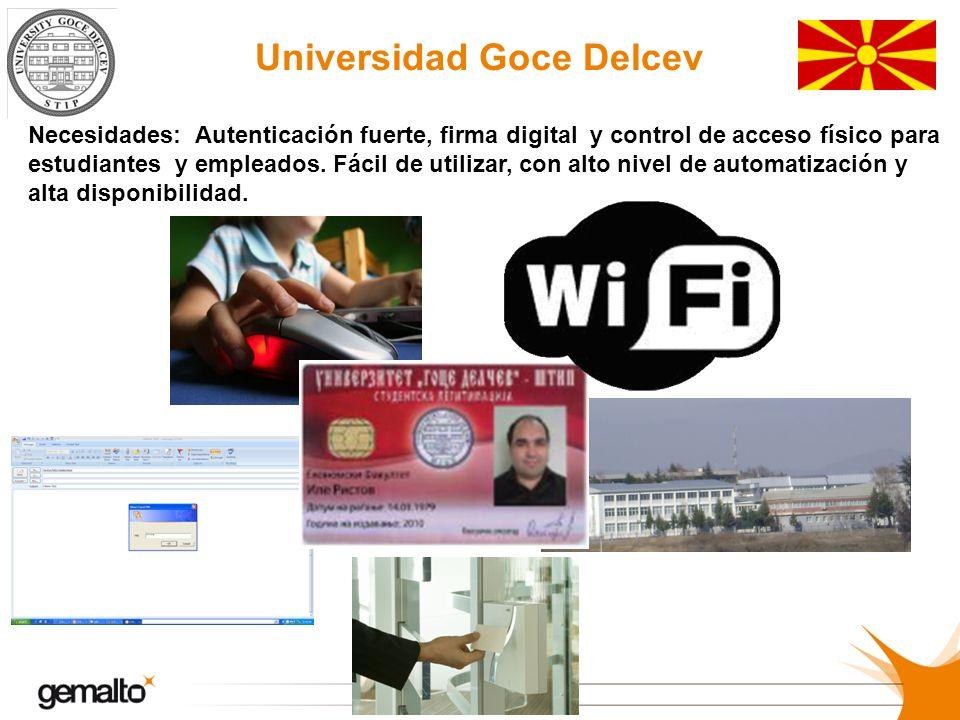 Universidad Goce Delcev