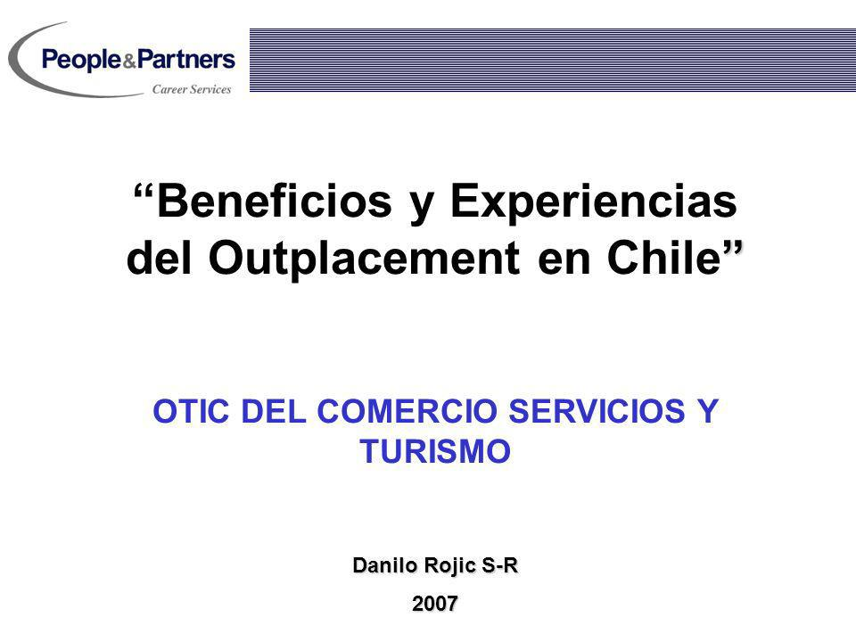 Beneficios y Experiencias del Outplacement en Chile