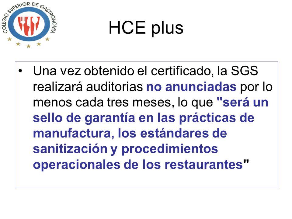 HCE plus