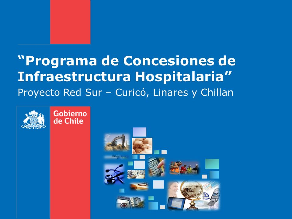 Programa de Concesiones de Infraestructura Hospitalaria