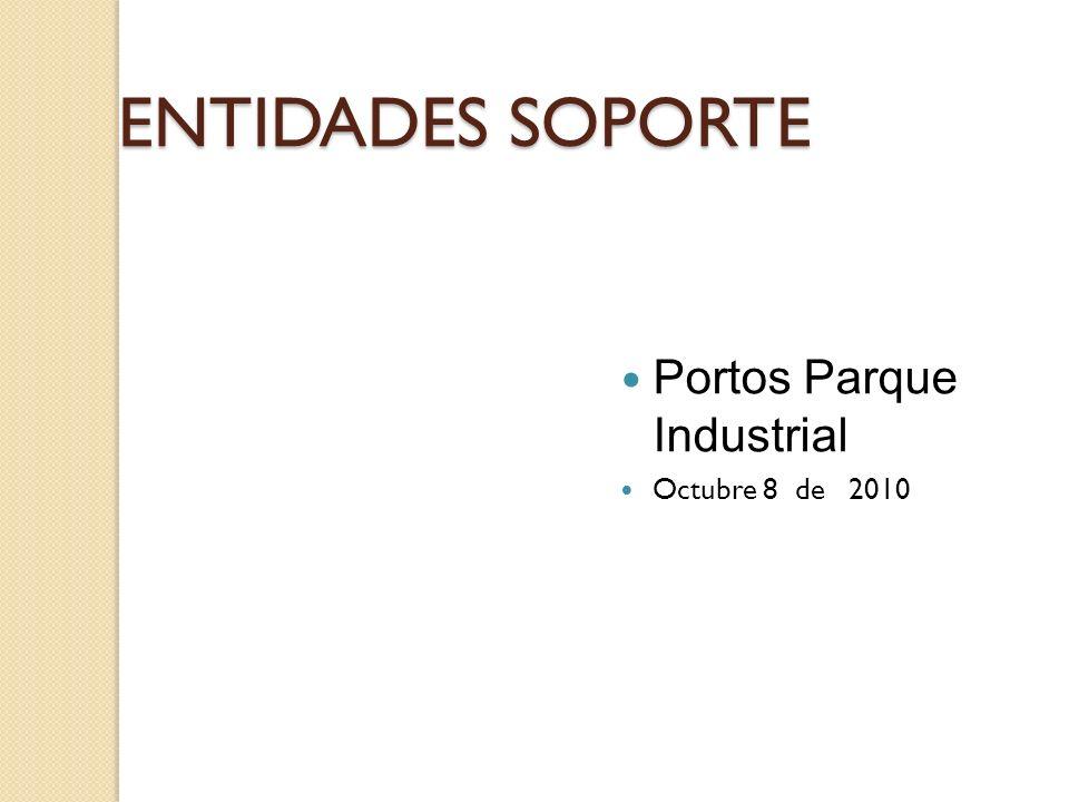 Portos Parque Industrial Octubre 8 de 2010