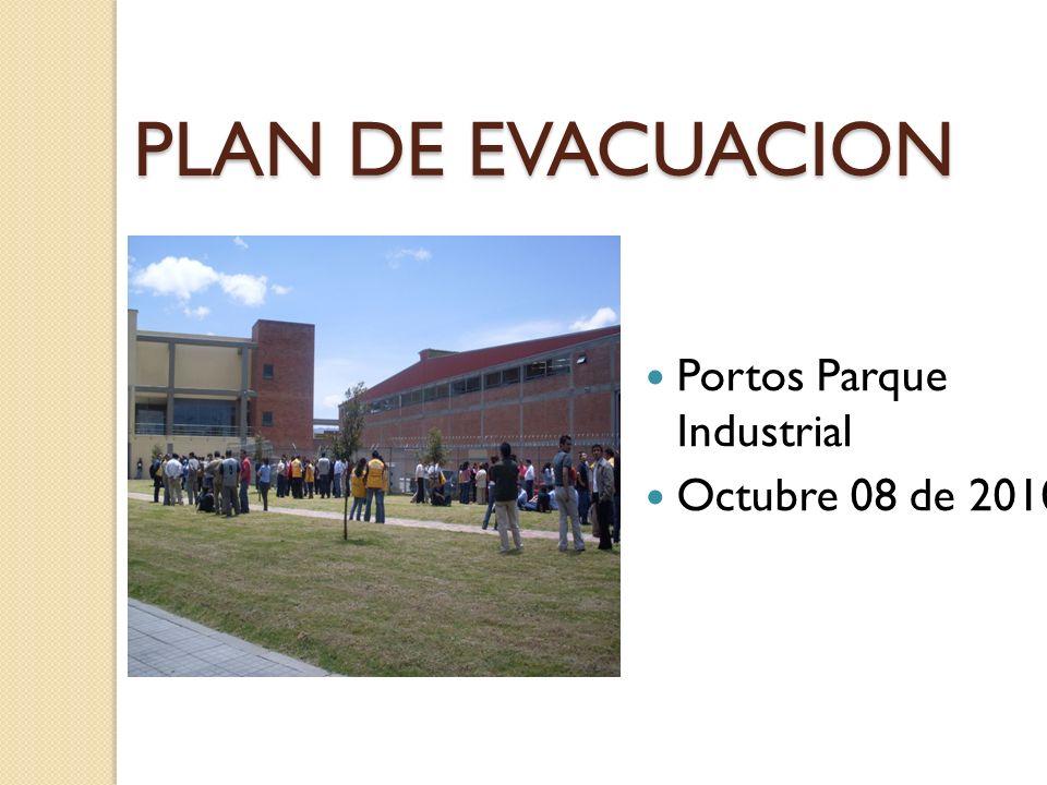 Portos Parque Industrial Octubre 08 de 2010