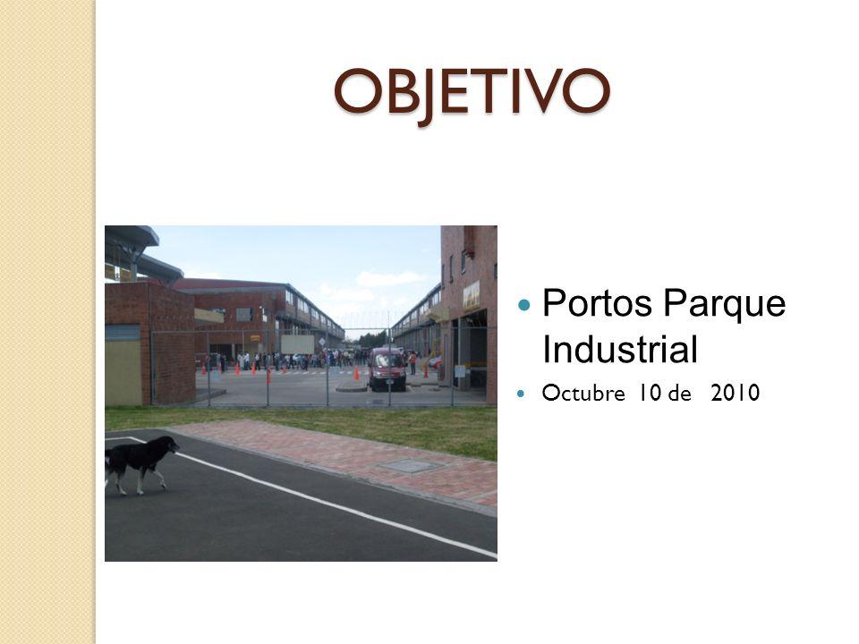 Portos Parque Industrial Octubre 10 de 2010