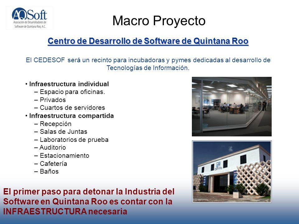 Centro de Desarrollo de Software de Quintana Roo