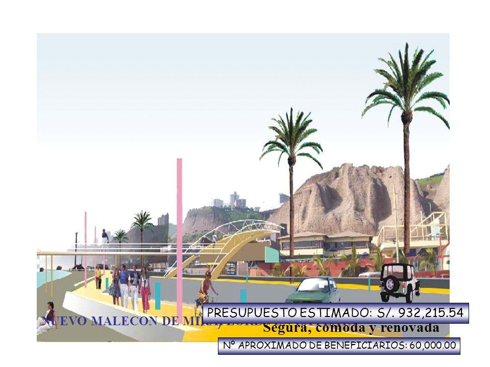 Nueva bajada peatonal al mar Segura, cómoda y renovada