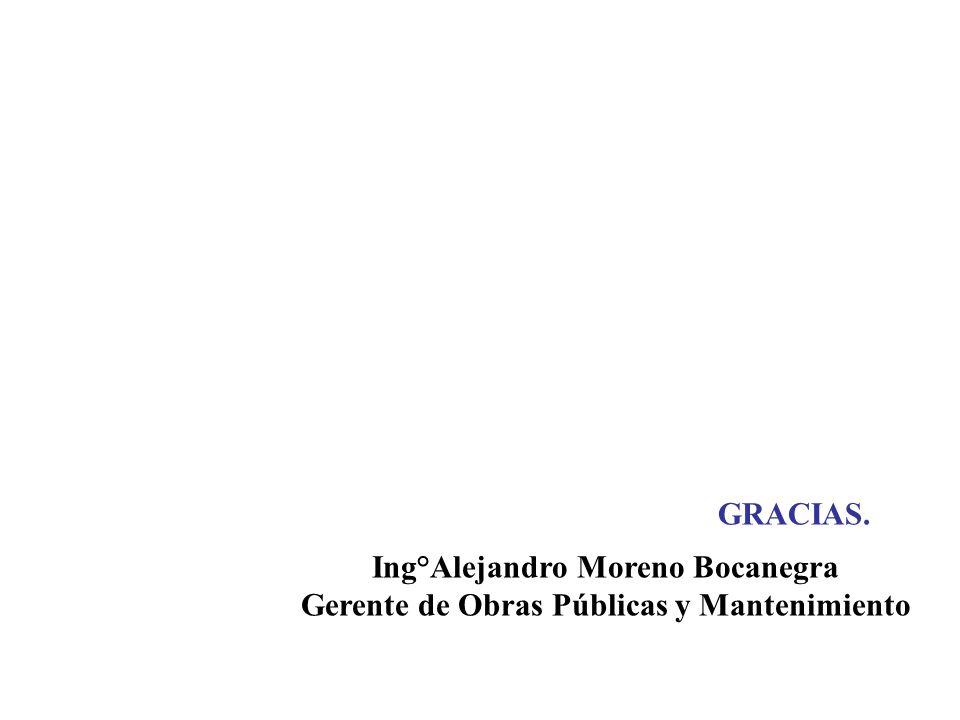 Ing°Alejandro Moreno Bocanegra