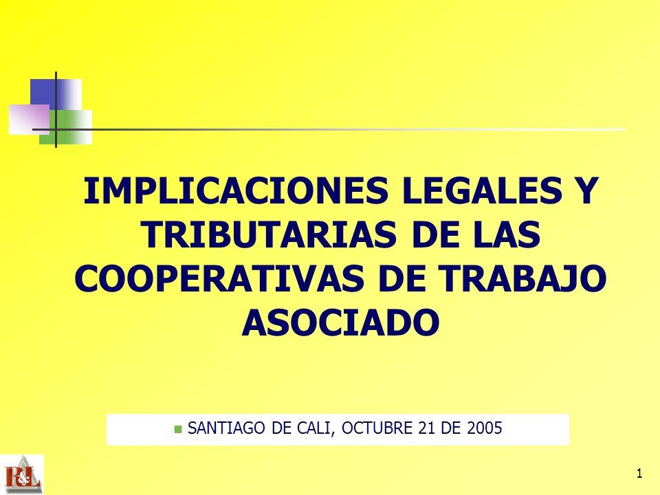 SANTIAGO DE CALI, OCTUBRE 21 DE 2005