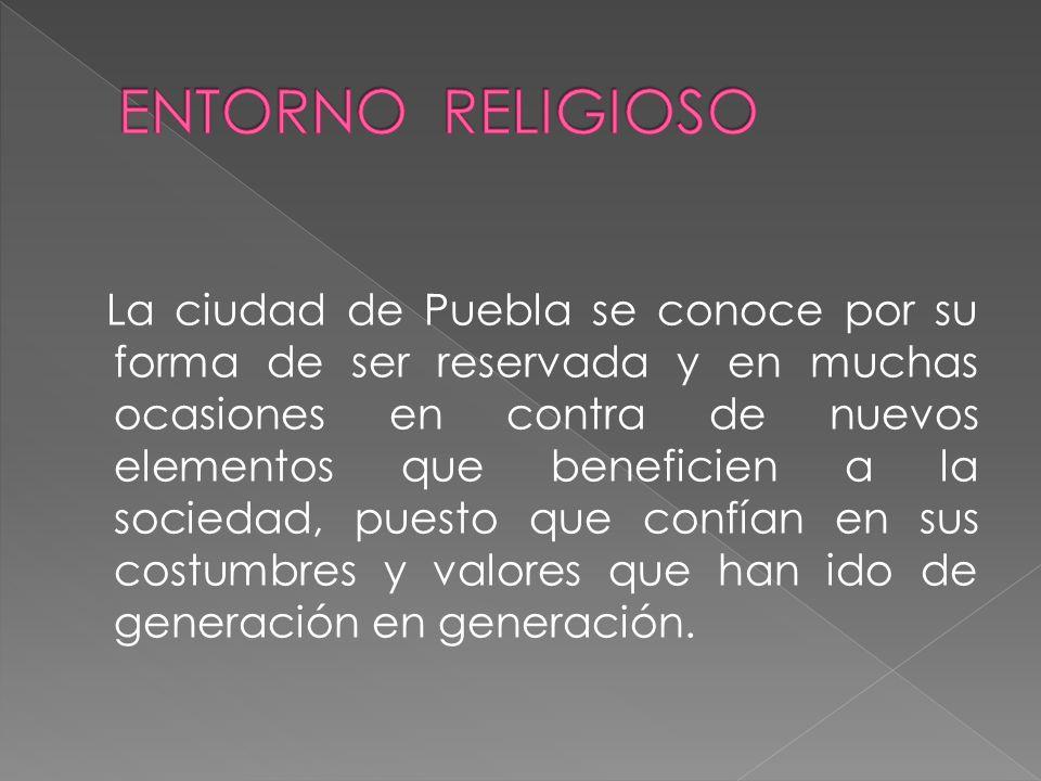 ENTORNO RELIGIOSO
