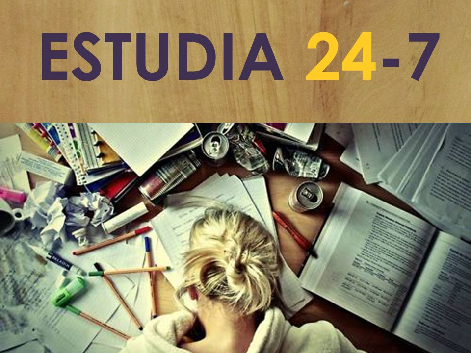 ESTUDIA 24-7