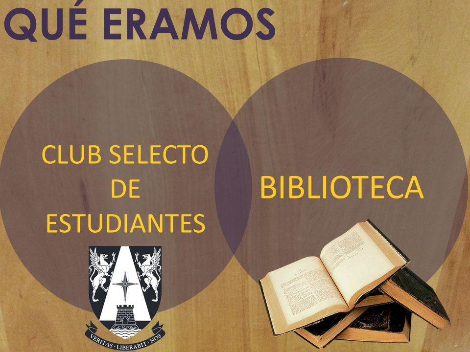 CLUB SELECTO DE ESTUDIANTES