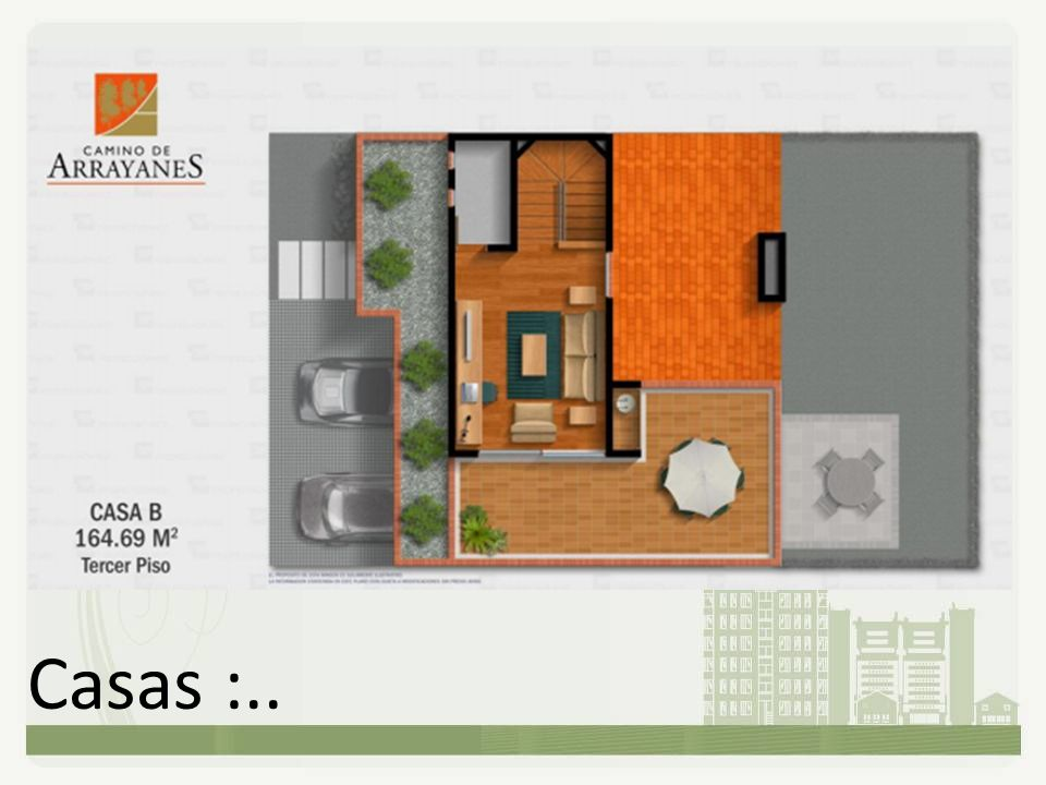 Casas :..