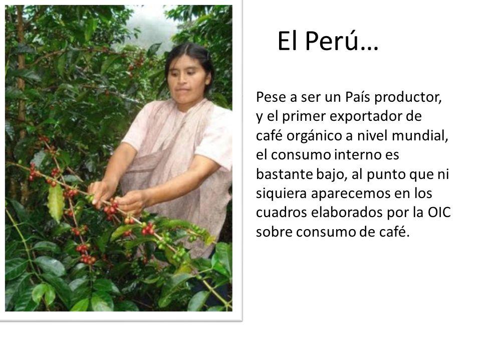 El Perú…