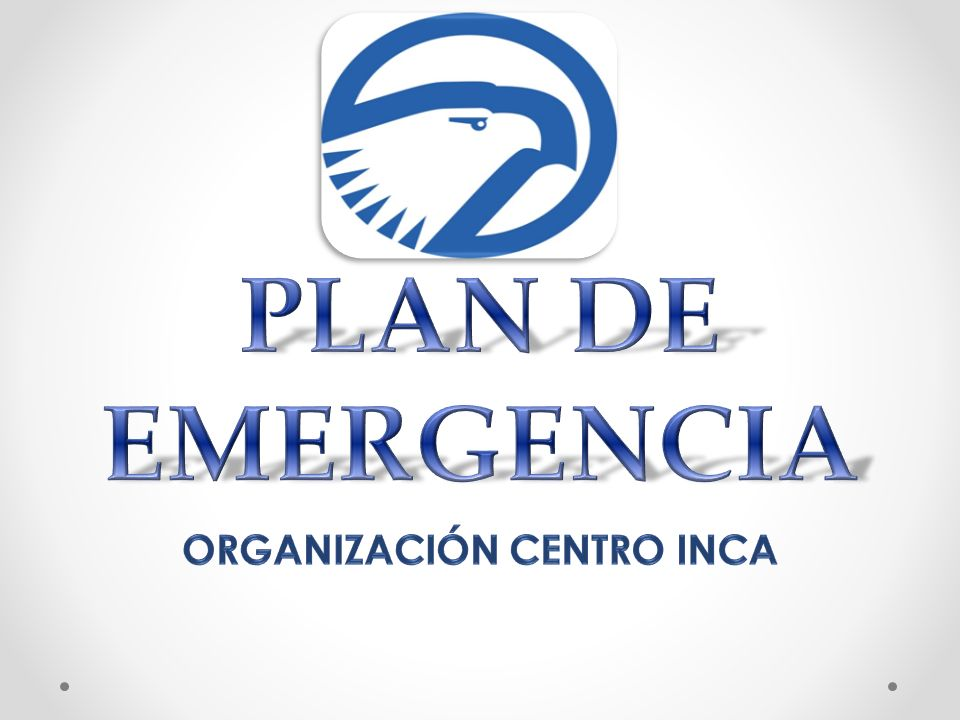 Organización centro inca