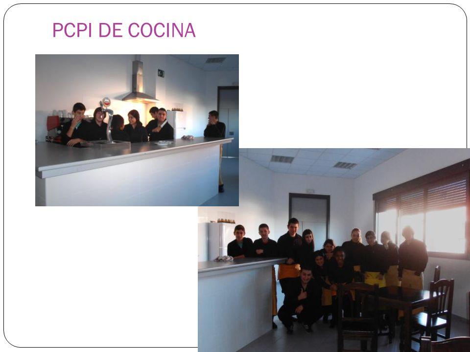 PCPI DE COCINA
